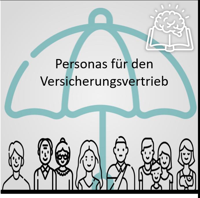 Personas für den Versicherungsvertrieb PBM