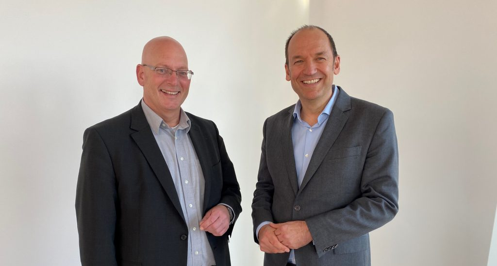 Stefan Riedel + Ralf Pispers PBM und adesso SE