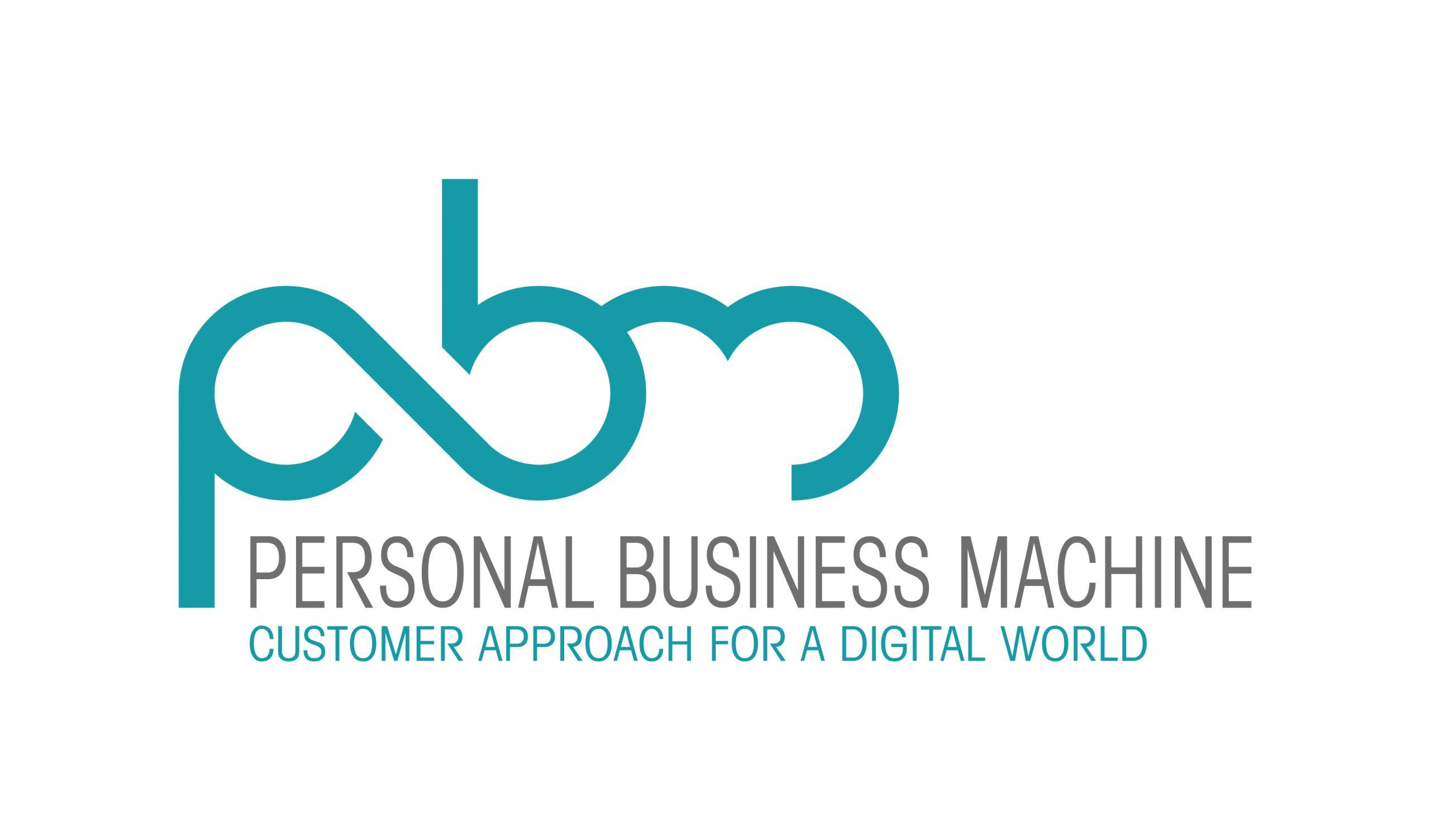Logo PBM Personal Business Machine